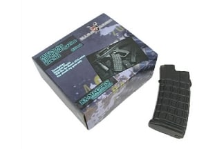 King Arms AEG Mag for AUG 110rds Box Set of 5