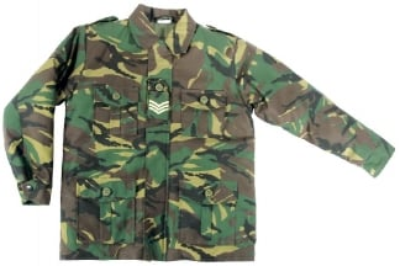 Mil-Com Kids Jacket (DPM) - Size Extra Small