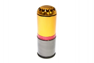 ZCA 40mm Gas & CO2 Grenade Long 96rds
