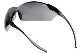 Bollé Protection Glasses Mamba with Black Frame and Smoke Lens