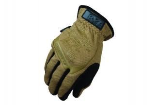 Mechanix Covert Fast Fit Gloves (Coyote) - Size Extra Large