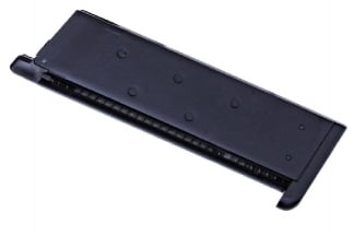 WE GBB Mag for 1911 15rds (Black)