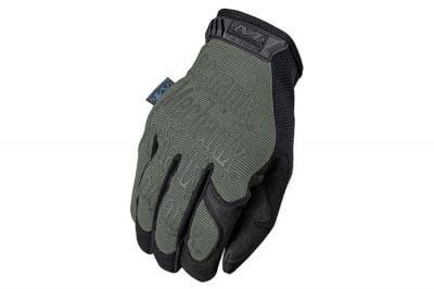 Mechanix Original Gloves (Ranger Green) - Size Extra Large