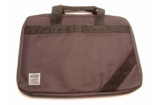 Mil-Force Document Travel Bag (Black)