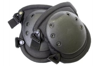 Mil-Force Knee Pads (Black)