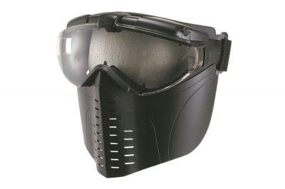 Tokyo Marui Pro Goggle Full Face Version (Black)
