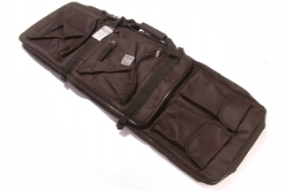 Mil-Force Double Deck Rifle Bag (Black)
