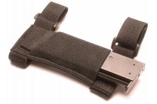 Mil-Force Speed-Changing Forearm Pistol Magazine Holder (Black)