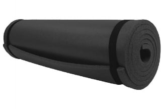 Highlander Nato Roll Mat - Black