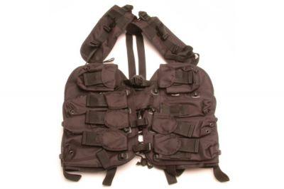Mil-Force SWAT Tactical Vest (Black)