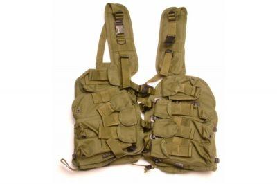 Mil-Force SWAT Tactical Vest (Olive)