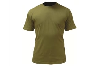 "Highlander Kids T-Shirt (Tan) - Size 3/4 (26"")"