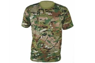 "Highlander Kids T-Shirt (MultiCam) - Size 3/4 (26"")"