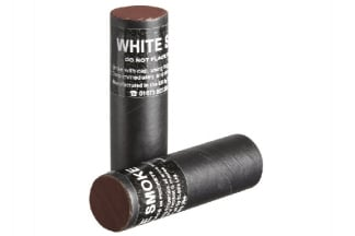 TLSFx Compact Smoke Grenade 120 Second (White)