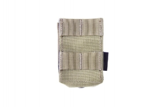 TMC MOLLE Open Top Mag Pouch for M4 (Khaki)