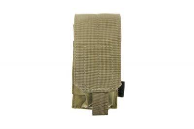 TMC MOLLE Smoke Grenade Pouch (Khaki)