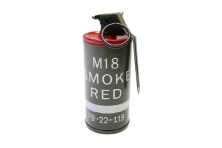 TMC Replica M18 Smoke Grenade (Red)