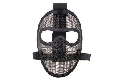 TMC Razor Mesh Full Face Mask (Black)