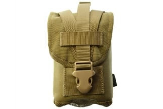 TMC MLCS Canteen Pouch with Protective Insert (Tan)