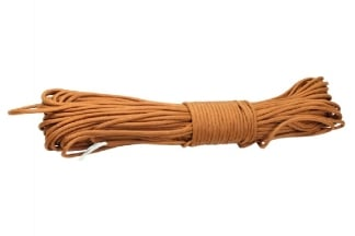 TMC Nylon ParaCord 30m (Brown)