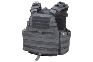 TMC EG Assault Plate Carrier (Black)