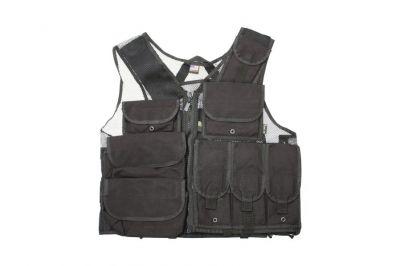 Mil-Force Special Action Tactical Vest (Black)