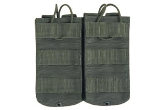 Viper MOLLE Quick Release Double Mag Pouch (Olive)