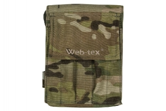 Web-Tex A6 Notebook Case (MultiCam)
