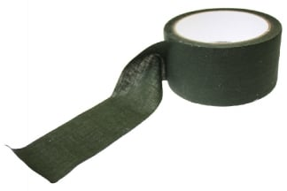 Web-Tex Fabric Tape 50mm x 10m (Olive)