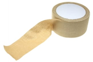 Web-Tex Fabric Tape 50mm x 10m (Tan)