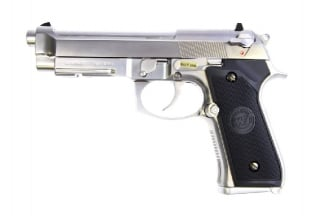 WE GBB M9A1 (Chrome)