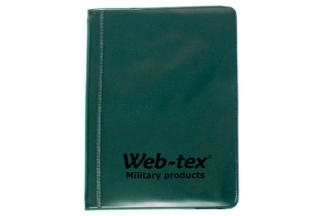 Web-Tex A6 Nirex Document Wallet