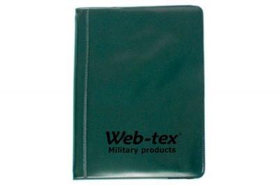 Web-Tex A6 Nirex Document Wallet
