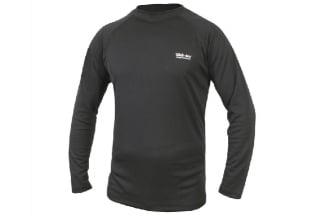 Web-Tex Pro XT Base Layer Top (Black) - Size Large