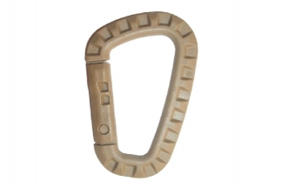 Zero One Tac Link Carabina (Tan)
