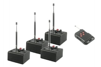 Zero One AlphaFire 4Q Wireless Detonator Set