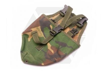 British Genuine Issue PLCE Entrenching Tool Pouch (DPM)