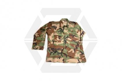 "Tru-Spec U.S. BDU Rip-Stop Shirt (US Woodland) - Chest L 41-45"""