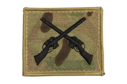 Qualification Badge - Marksman (MTP)