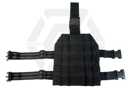 Viper MOLLE Elite Drop Leg Platform (Black) © Copyright Zero One Airsoft