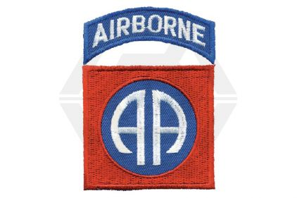 82nd Airborne (Colour)