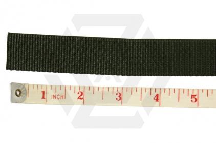 British Genuine Issue PLCE Webbing Strap, 25mm Wide (Priced Per Meter)