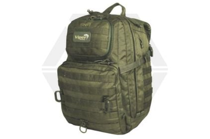 Viper MOLLE Ranger Pack (Olive) © Copyright Zero One Airsoft