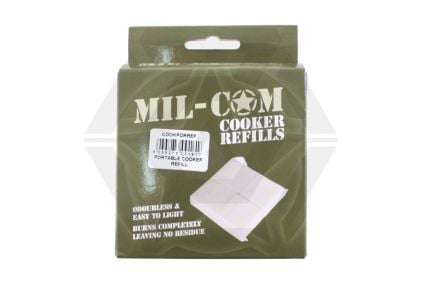 Mil-Com Hexi Stove Refill Tablet Pack © Copyright Zero One Airsoft