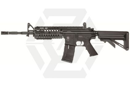 ICS AEG M4 SIR with RIS and Crane Stock