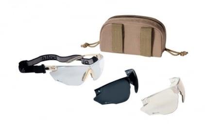 Bollé Ballistic Glasses Combat (Tan)