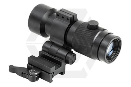 NCS 3x Prismatic Magnifier with Flip Mount © Copyright Zero One Airsoft