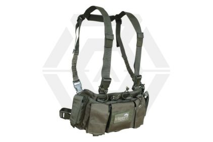 Viper Special Ops Chest Rig (Olive) © Copyright Zero One Airsoft