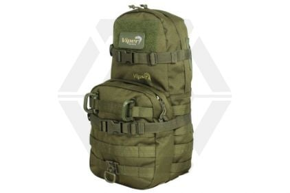 Viper One Day MOLLE Pack (Olive) © Copyright Zero One Airsoft