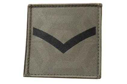 Commando Rank Patch - L/Cpl (Subdued) © Copyright Zero One Airsoft